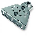 Motorisation Nice Toona - Patte de fixation - Avant - Réglable - Nice PLA15