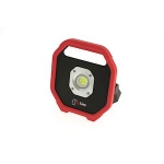 Projecteur de chantier - A LED - 10 Watts - 230 Volts - Rechargeable - Bizline 625027