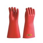Gants isolants CEI - Classe 3 - Taille 10 - Rouge - CATU CG-3-10-NR