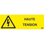 Etiquette autocollante - HAUTE TENSION - CATU AT-7001