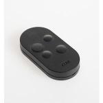 Télécommande - 4 Canaux - Double fréquence - Code fixe - Noir - Came 806TS-0102