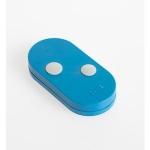 Télécommande - 2 Canaux - Double Fréquence - Rolling code - Bleu - Came 806TS-0111