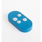 Télécommande - 4 Canaux - Double fréquence - Rolling code - Bleu - Came 806TS-0121