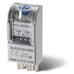 Module temporisé - Bi-fonction - AI + DI - 12-24V AC/DC - Finder 863000240000