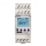 Interrupteur hebdomadaire digital - Réserve de marche - 1 contact - Theben 1710330