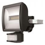 Projecteur à LED - Avec détecteur - Theben Theleda - 10 Watts - Noir- Theben 1020812