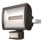 Projecteur à LED - Avec détecteur - Theben Theleda - 20 Watts - Noir- Theben 1020814