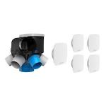 Kit VMC - Autocosy IH - Intelligence Humidité - Atlantic 412289