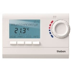 Thermostat d'ambiance - DIGITAL - 3 Programmable - 24H - 7J - 230V - Theben 8120132