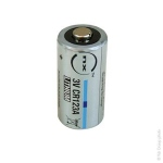Pile lithium - INDUSTRIE - CR123 NX BOITE DE 12 - 3V - 1.45AH - Enix Energies PCL9006