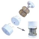Kit adaptateur prise secteur internationale - Enix Energies XXX9001