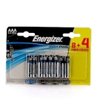 Pile Energizer Max Plus - AAA x 8+4 - Energizer 423167