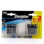 Pile Energizer Max Plus - AAA x 6+2 - Energizer 423143