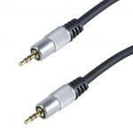 Cable Jack 3.5 mm - Métal - 5 Mètres - Erard 7111