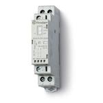 Contacteur modulaire - 48V AC/DC - 2 contacts NO - 25A - Indicateur - Finder 223200484340PAS