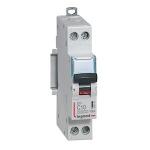 Disjoncteur - Legrand DX3 - 1P+NG - C10 - 10000A/16KA - 1M - Legrand 409150