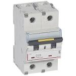 Disjoncteur - Legrand DX3 - 2P - D100 - 10000A/16KA - Legrand 409459