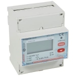 Compteur modulaire triphasé EMDX³ - 5A - Sortie RS485 - Legrand 004684