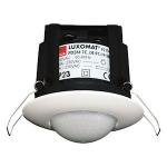 Détecteur de présence - 360 Degrès - 1 Canal - Faux Plafond - Diamètre 63 mm - TEL - B.E.G 92196