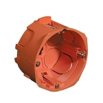 Boite cloison sèche - Capri CAPRICLIPS - Simple - Profondeur 40 mm - Diamètre 67 mm - Capri 736819