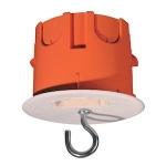 Boite cloison sèche - Capri CAPRICLIPS - Point de centre - Profondeur 55 mm - Diamètre 67 mm - Capri 735859