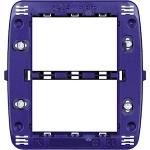 Support à vis - Pour plaques Livinglight 3+3 modules - Bticino LN4726