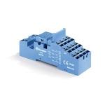 Support pour relais 5533 - Bornes à ressort - Finder 94P4SPA