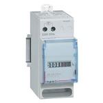 Compteur horaire totalisateur - 230 Volts - 2 modules - Legrand 004694