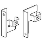 Kit pour montage porte interne dans coffret Atlantic métal - Legrand 036369