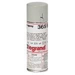 Aérosol de peinture - Pour retouche - RAL7035 - 150 ml - Legrand 036597