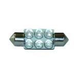 Blister de 2 navettes LED - Bleues - Urmet 6368