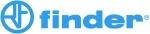 Support pour relais Finder 4051 4052 4061 - Finder 9505SMA