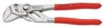 Pince-clé - Jusqu'à 35 mm - Longueur 180 mm - Knipex 86 03 180