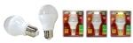 Ampoule à LED COB - Vision-EL - E27 - 12W - 6000K - Bulb - Dépolie - Blister
