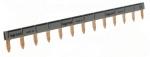 Peigne de cablage phase ou neutre 13 modules Legrand HX³