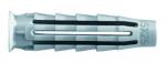 Cheville Nylon - 6 x 30 mm - Spit PRO 6 - Sans Vis - Boite de 100