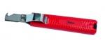 Dénude cable de 8 à 28 mm avec couteau