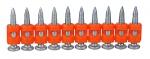 Clou Spit Pulsa P800 + Gaz - HC6 17 mm - Boite de 500