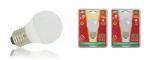 Ampoule à LED Vision-EL E27 Bulb 4W 6000K 230 Volts