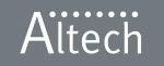 Equerre pour filtre - Altech 2010027