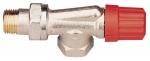 Corps robinet thermostatique réglable - RA-N - Equerre inversée - RA-N 15 - 1/2 - Danfoss 013G0153