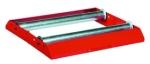 Dérouleur pliable pour touret de diamètre 300 à 1050 mm