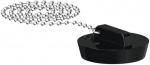 Bouchon - Avec chaîne et chappe - Diamètre vidage 40 à 45 mm - Gripp 214227