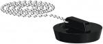 Bouchon - Avec chaîne et chappe - Diamètre vidage 45 à 50 mm - Gripp 214228