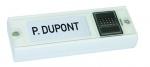 Emetteur - Pour carillon Radio - Urmet 43320
