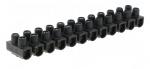 Barrette de connexion - 6 mm² - Legrand Nylbloc - Noir