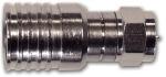 Connecteur F à sertir 7.5mm pour câble 11 VATC - 11 PAVTC