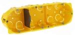 Boite cloison sèche 6-8 modules profondeur 50 mm Legrand Batibox