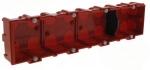 Boite 8 - 10 modules à sceller profondeur 40 mm Legrand Batibox