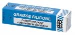 Graisse silicone pour robinetterie - Tube de 20 grammes - Geb
